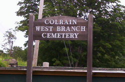 Colrain West Branch Cemetery