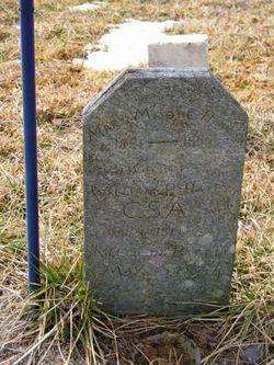 Mary Elizabeth <i>Moore</i> Hayes