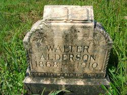 Walter W. Alderson