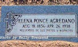Elena <i>Ponce</i> Agredano