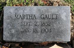 Martha Mattie <i>Cloud</i> Gault