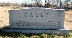 Mary E. <i>Gist</i> Gault