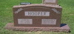 Geraldine F. Hooper