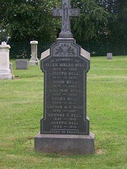 Ellen Anna <i>Walsh</i> Bell