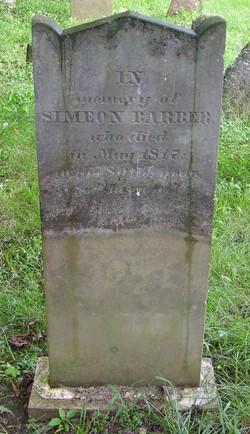 Simeon Barber