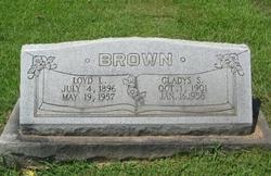 Viola Gladys <i>Shaw</i> Brown
