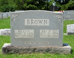 May Bell <i>Fly</i> Brown