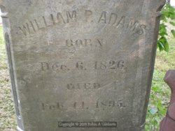 William Pendleton Adams