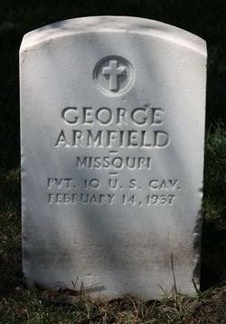 George Armfield