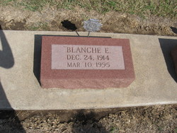 Blanche Edna <i>Combest</i> Best