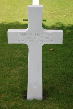 Pvt John E. Noonan