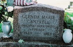 Glenda Marie Cantrell