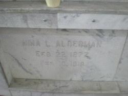 Nina L <i>Green</i> Alderman