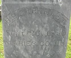 Henry Hoover Barnhart