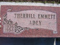 Therrill Emmett Adey