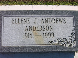 Ellene Annetta Andrews Anderson