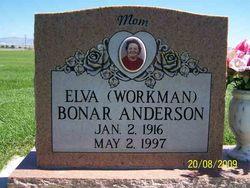 Elva <i>Workman</i> Anderson