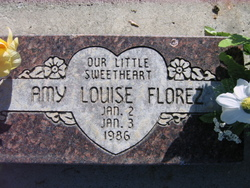 Amy Louise Florez