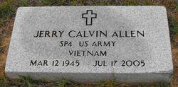 Jerry Calvin Allen