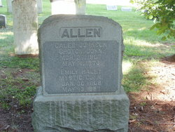 Caleb Johnson Allen
