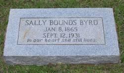 Sally <i>Bounds</i> Byrd