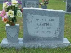 Myra L. <i>Goff</i> Campbell