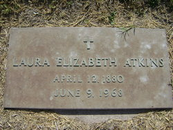 Laura Elizabeth <i>Prickett</i> Atkins