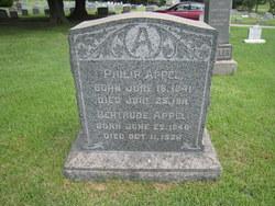 Gertrude Appel