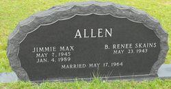 Jimmie Max Allen