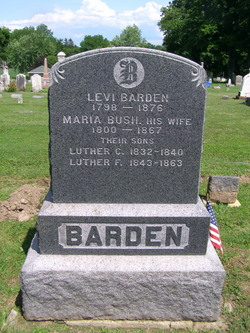 Luther C Barden
