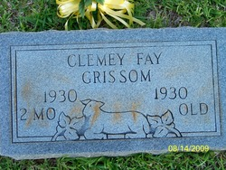 Clemey Fay Grissom