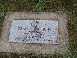 Oran Robert Aldridge