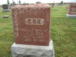 Nellie <i>York</i> Cox