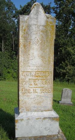 William W Combs