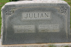 Andrew Jackson Julian