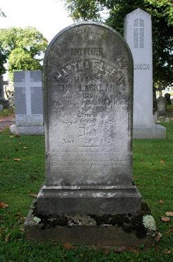 Martha Ellen <i>Willis</i> Lackland