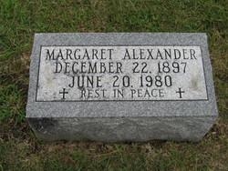 Margaret <i>Pensinger</i> Alexander