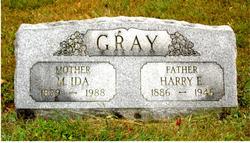 Mary Ida <i>McNelly</i> Gray