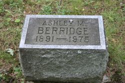Ashley M. Berridge