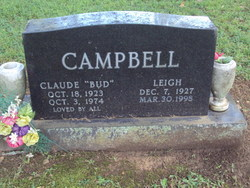 Claude Bud Campbell