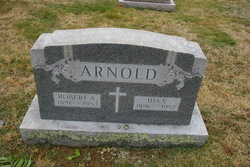 Ida V <i>Cox</i> Arnold