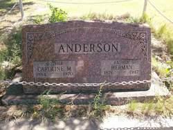 Caroline M. Anderson