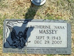 Katherine Mae <i>James</i> Massey