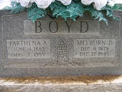 Melburn Dow Boyd
