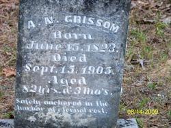 Abraham Newton Grissom