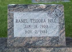 Ramel Tessora Bell