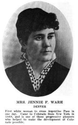 Jennie Ware