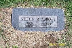 Nettie M. Abbott