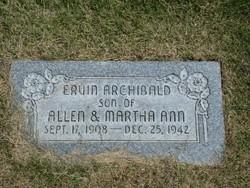 Ervin Archibald