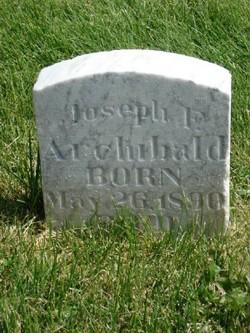 Joseph F Archibald